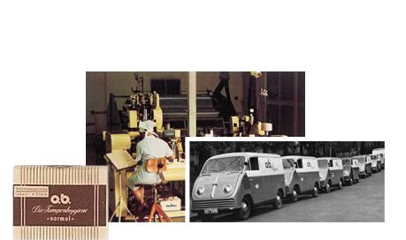 o.b.® tampons - De første skridt på vejen mod succes (1950)